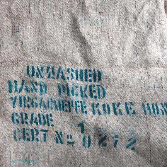 エチオピア モカ イルガチェフェ コケ 500g