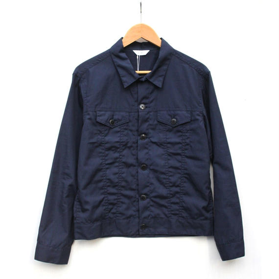 【OH WELL】Cotton broad tracker JKT / ネイビー