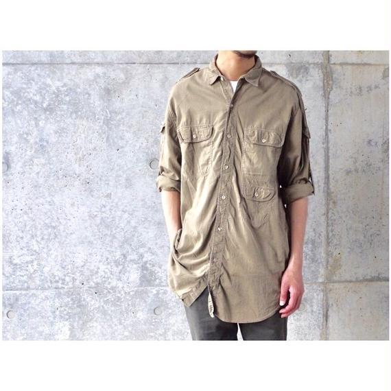 BANANA RIPUBLIC Safari Shirt