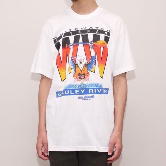 GAULEY  RIVER プリントTシャツ