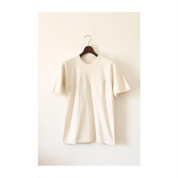 【ENTRY SG】TIJUANA ポケットTシャツ/オフホワイト