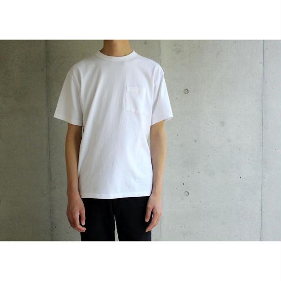 【ENTRY SG】TIJUANA ポケットTシャツ/ホワイト