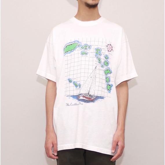 Caribbean Islands  Tシャツ