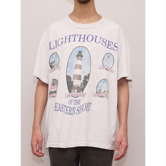 LIGHTH HOUSES  Tシャツ