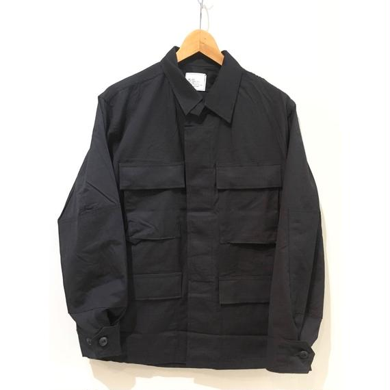 DEAD STOCK BLACK 357 B.D.U. Jacket