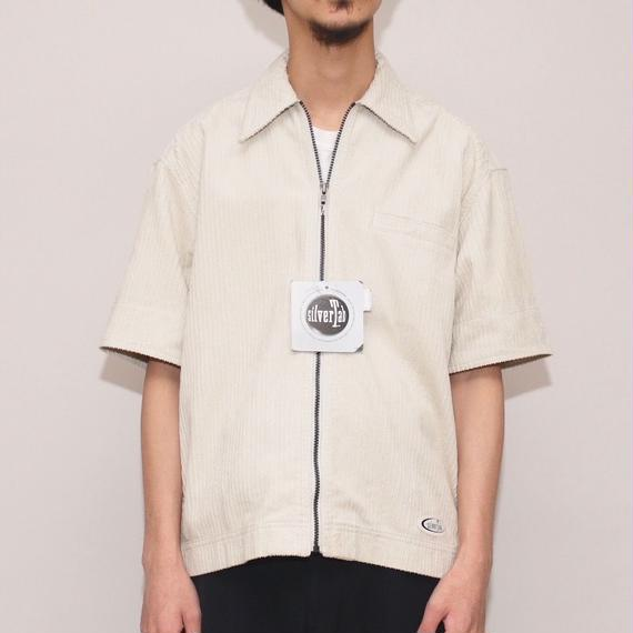 Levi's Silver Tab  Zip Corduroy Shirt