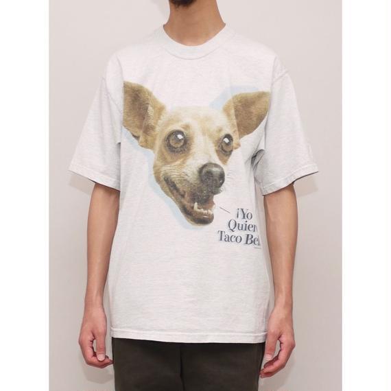 TAKO BELL Chihuahua  Tシャツ