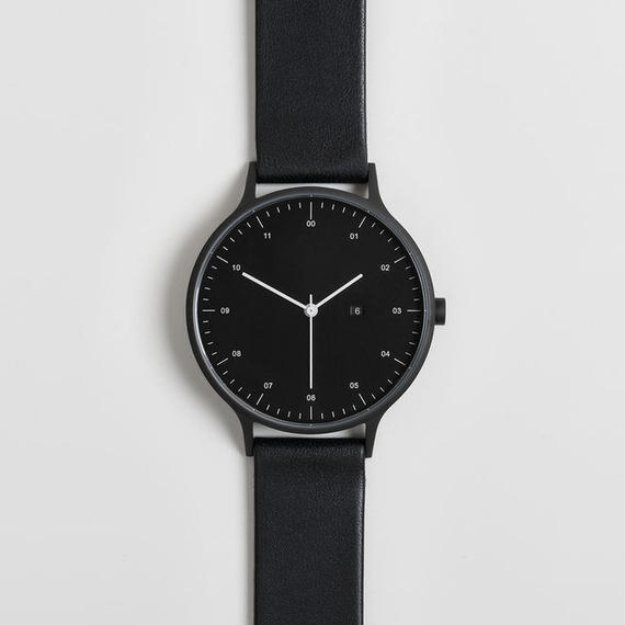 【INSTRMNT】腕時計 / ブラック INSTRMNT 01-D BB/B