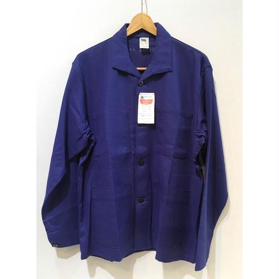 "70's French Moleskin Work Jacket ""DEAD STOCK"""