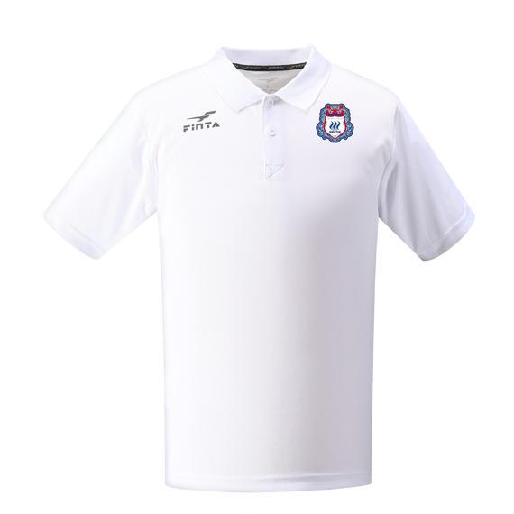 ザスパ クサツ群馬選手着用モデル ドライポロシャツ(FT5139)ザスパ エンブレム加工ver※お届けまで10日程度かかります。