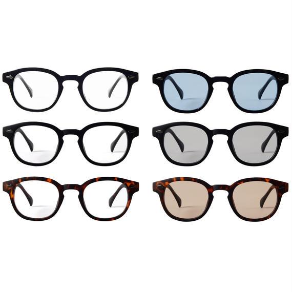 【6color】classic wellington sunglasses