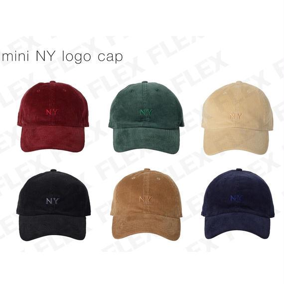 NY mini logo CAP