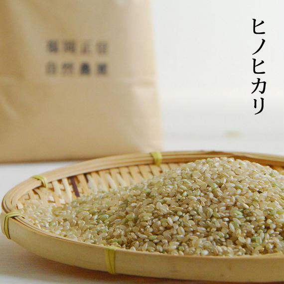 【450-215】ヒノヒカリ(玄米:3kg)