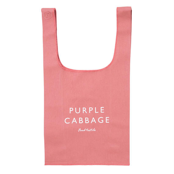 FT01050410S / SHOPPING BAG  S -  purple cabbage  -