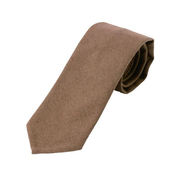 FT04050302 / COTTON LINEN TIE-drip coffee-