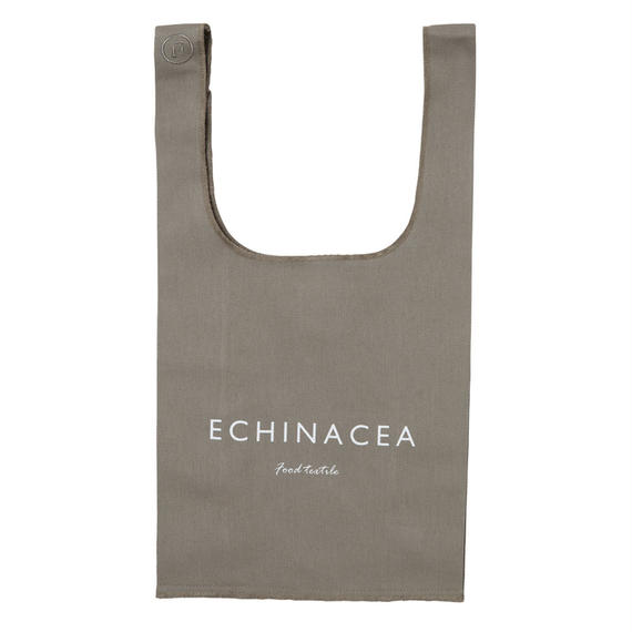 FT010509M / SHOPPING BAG  M -  echinacea  -