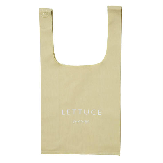 FT010511M / SHOPPING BAG  M -  lettuce  -