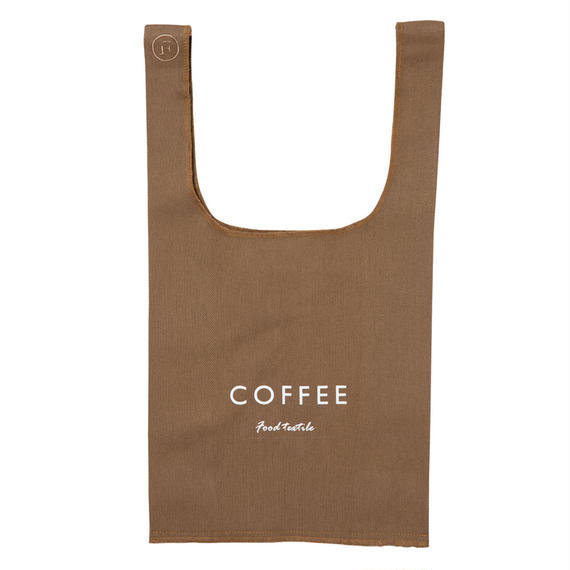 FT010502M / SHOPPING BAG  M -  drip coffee  -