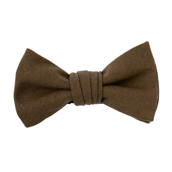 FT04060302 / COTTON LINEN BOW-  drip coffee -