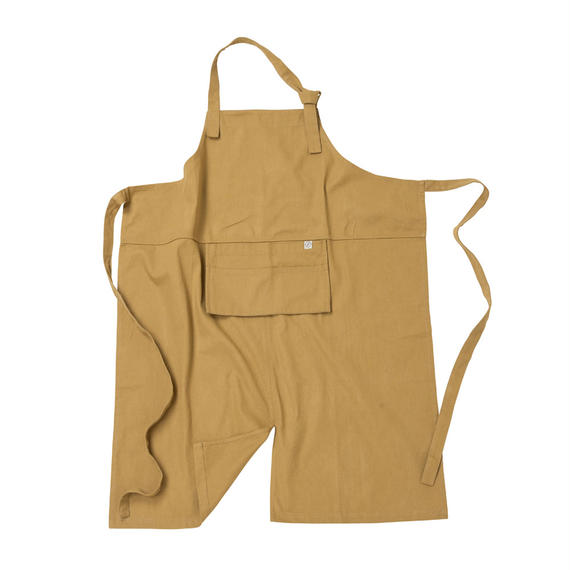 FT02010401 / PACKABLE APRON -  espresso  -