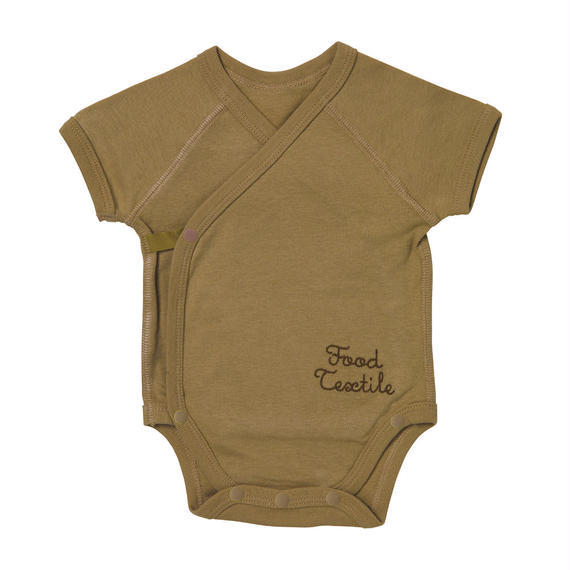 FT03020702 / ROMPERS -  coffee  -