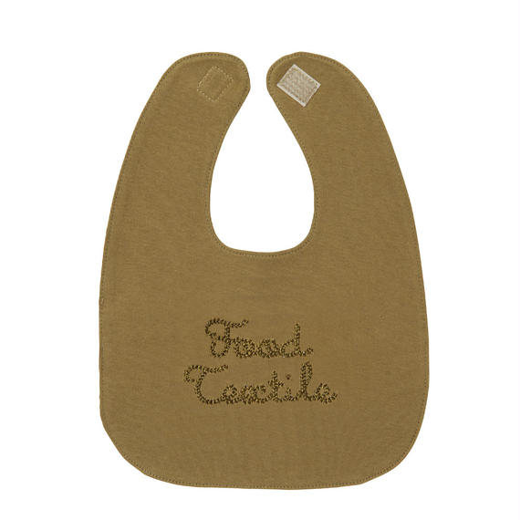 FT03010702B / BABY BIB B -  coffee  -