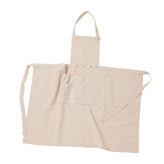 FT02020307 / MULTI APRON -  persimmon  -