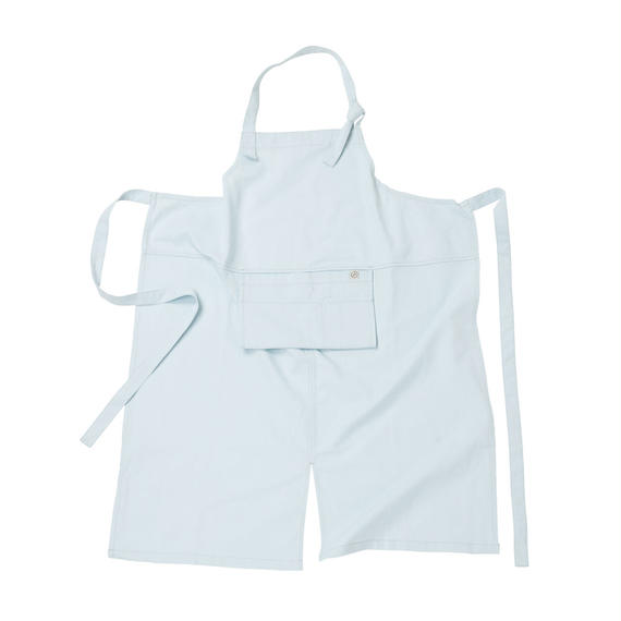 FT02010408 / PACKABLE APRON - bluemallow-