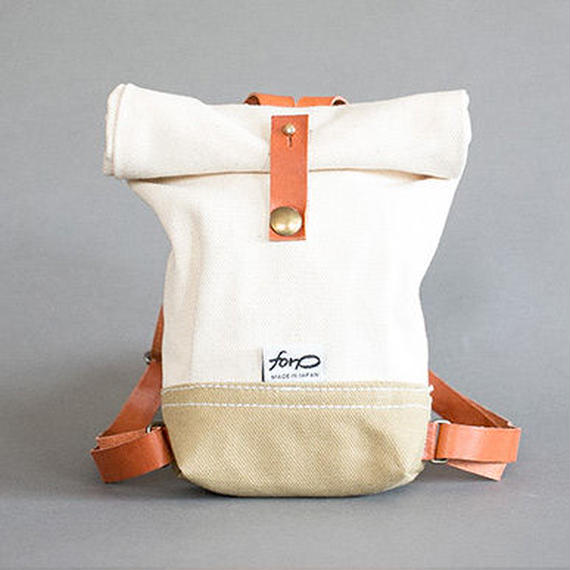 BULLO BACKPACK BEIGE