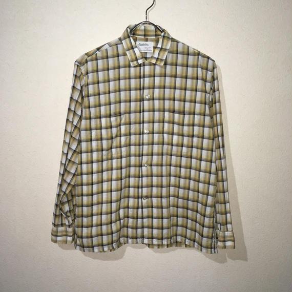 Vintage Cotton Shirt ビンテージ コットン シャツ
