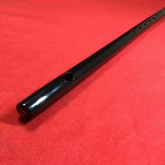 洌(れつ) 篠笛(しのぶえ)唄用3本調子 総漆塗り
