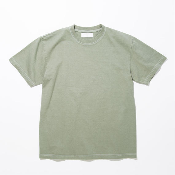 Botanical Dyed T-shirts / GREEN