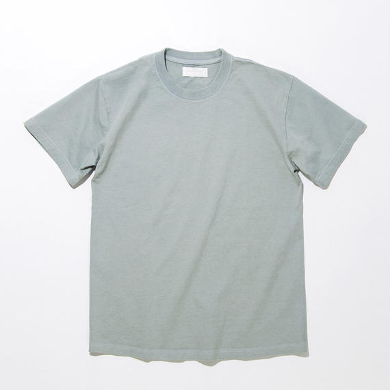 Botanical Dyed T-shirts / BLUE