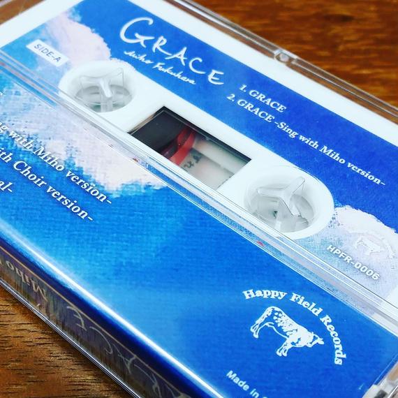 GRACE  <カセットテープ(HPFR-0006)>