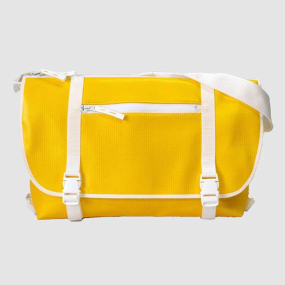 030 MESSENGER BAG _yellow