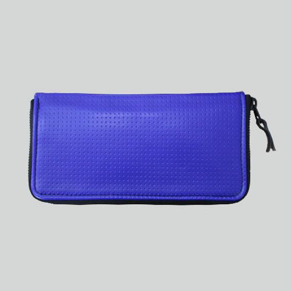 "024 WALLET ""SEN-RYO"" _blue"