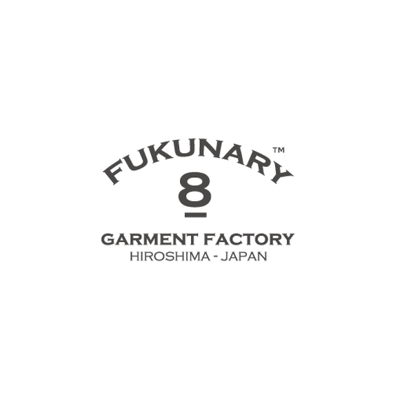 【FUKUNARY WHITE TAG】おのみち帆布