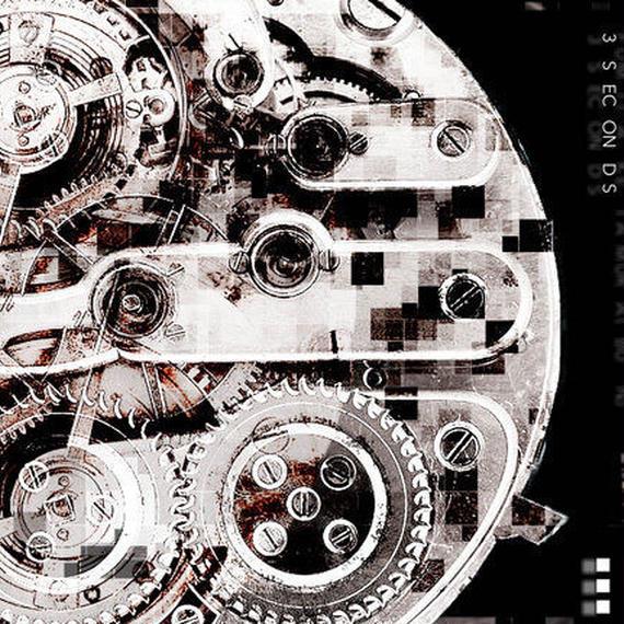 3 SECONDS [MIX CD] BLACK SMOKER (2014)