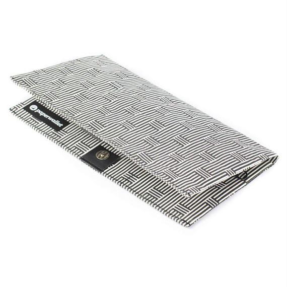 【FEM010EYE】paperwallet/ペーパーウォレット-タイベック素材 クラッチ 財布-ARTIST CLUTCH-EYETEST