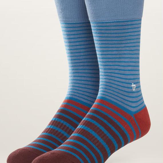 PACT(パクト メンズ)【EA1-MSP-FRS-1S】MEN'S-Premium Crew Sock-オーガニックコットン 靴下
