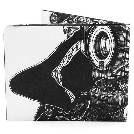 【ART020YOS】paperwallet/ペーパーウォレット-Artist Wallet-WATARU YOSHIDA
