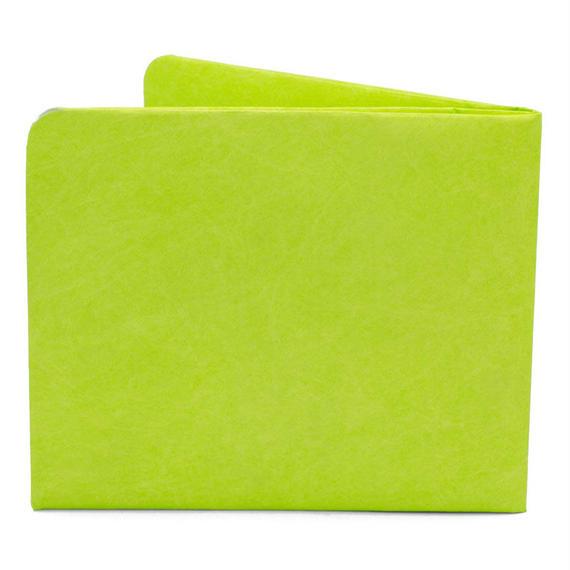 paperwallet-Solid Wallet-GREEN-SOL007GRE