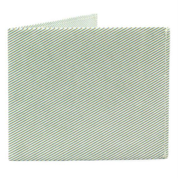 【WAL008ALI】paperwallet/ペーパーウォレット-タイベック素材-ARTIST SEWN WALLET-AZUMI MITSUBOSHI タイベック® Tyvek® 紙の財布