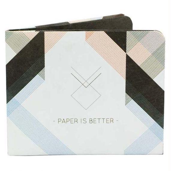 【ART019DEL】paperwallet/ペーパーウォレット-Artist Wallet-HADRIEN DELPEUCH