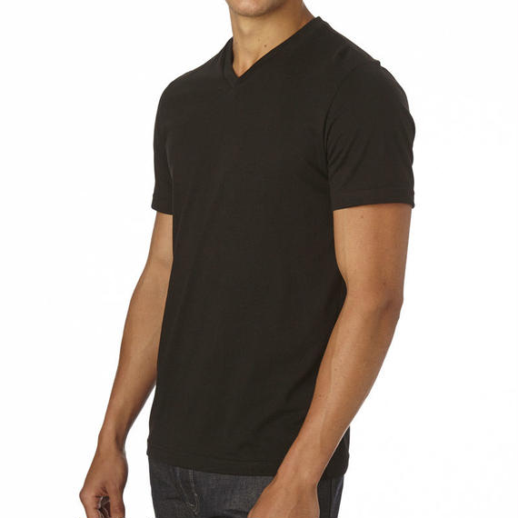 PACT/パクト【ES1-MSV-BLK】メンズ Tシャツ MEN'S EVERYDAY V-NECK T-SHIRTS BLACK 黒 VネックTシャツ