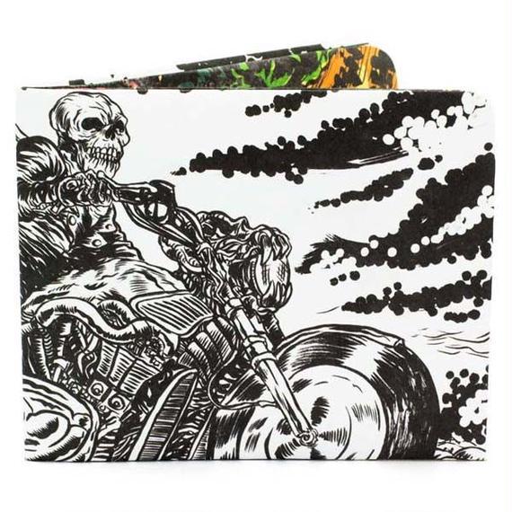 【ART023ZIR】paperwallet/ペーパーウォレット-Artist Wallet-ALEXIS ZIRITT