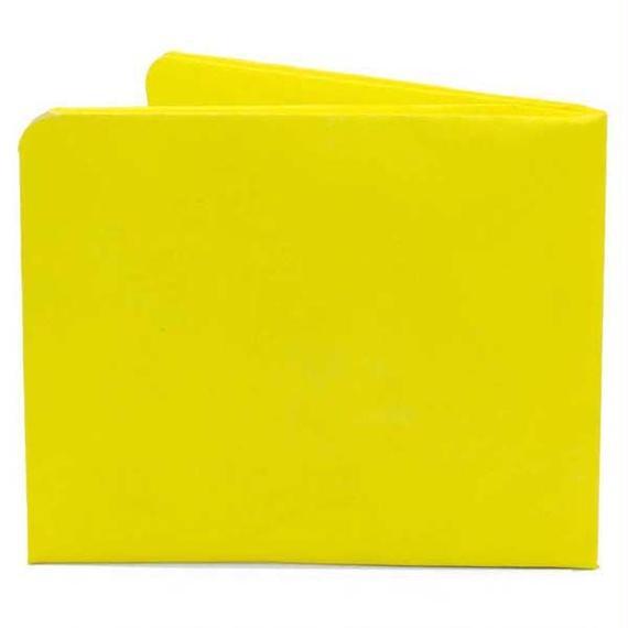 paperwallet-Solid Wallet-YELLOW-SOL006YEL