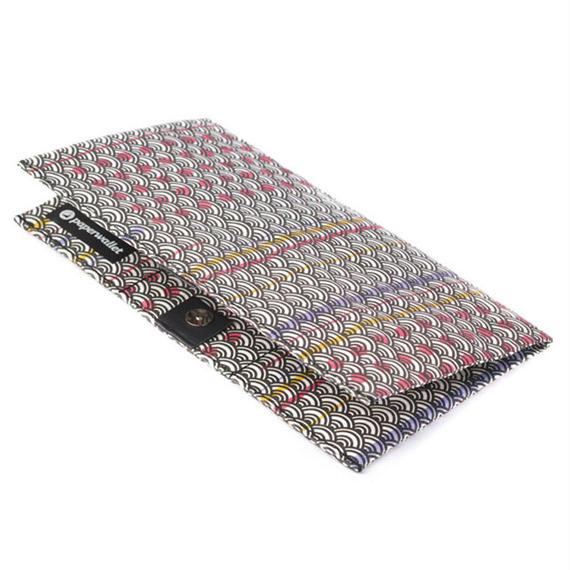【FEM011GJA】paperwallet/ペーパーウォレット-タイベック素材 クラッチ 財布-CLUTCH-TOKYO WAVES