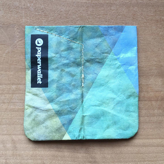 【POU009ATR】paperwallet/ペーパーウォレット-MAGIC COIN POUCH-AZUMI MITSUBOSHI タイベック® Tyvek® 紙の財布
