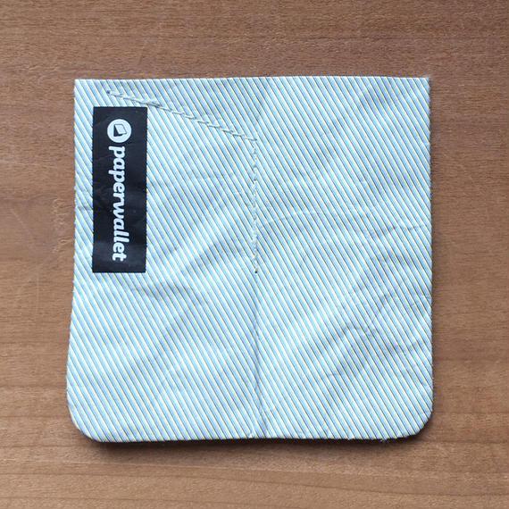 【POU008ALI】paperwallet/ペーパーウォレット-MAGIC COIN POUCH-AZUMI MITSUBOSHI タイベック® Tyvek® 紙の財布